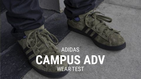 Adidas Campus ADV Skate Shoe Wear Test- Tactics | Tactics Boardshop