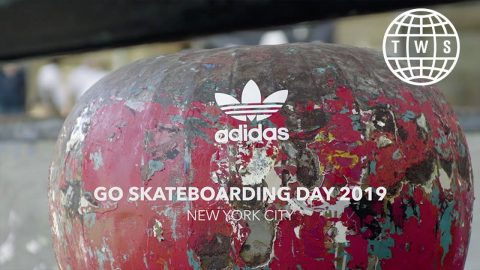adidas Go Skateboarding Day in NYC Video Recap | TransWorld SKATEboarding