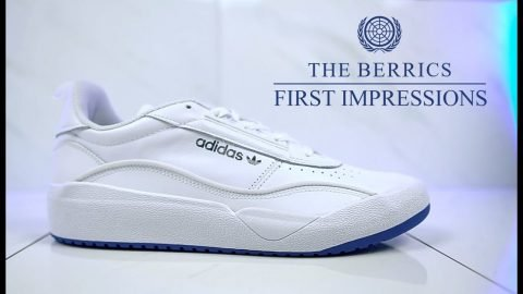 Adidas Liberty Cup | First Impressions | The Berrics