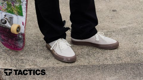 Adidas Sabalo Skate Shoes Wear Test Review - Tactics | Tactics Boardshop