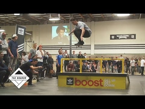 adidas Skate Copa at Portland with Mark Suciu and 20 Skateboard Shops