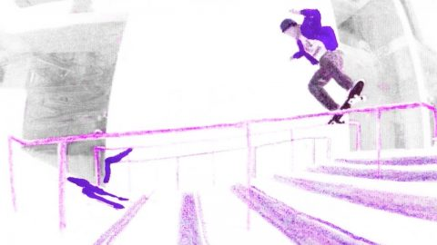 adidas Skateboarding: Na-Kel Smith Matchcourt High RX (Animation) - TransWorld SKATEboarding