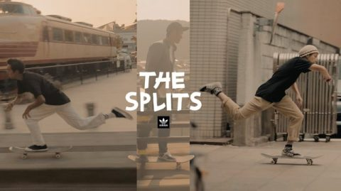 Adidas - The Splits - Patrik Wallner