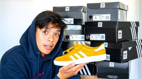 ADIDAS UNBOXING I LOVE THESE SHOES | Chris Chann