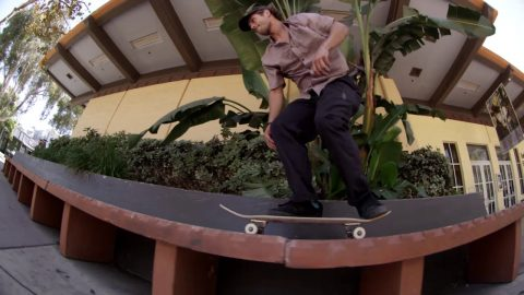 Adrian Sisk - BONES WHEELS 'BLANKS' - BONES WHEELS