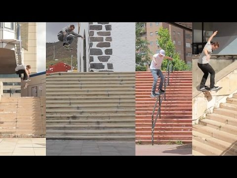 Adrien Bulard Raw | Jart: The Project - The Berrics