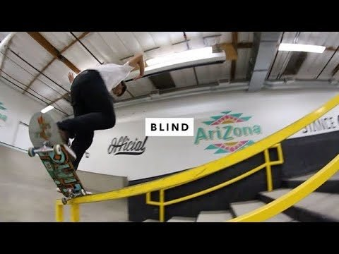Afternon In The Park: Blind | TransWorld SKATEboarding - TransWorld SKATEboarding