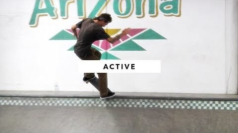 Afternoon in the Park: Active - TransWorld SKATEboarding