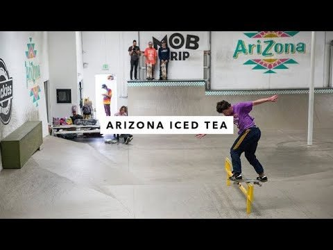 Afternoon in the Park: Arizona Iced Tea