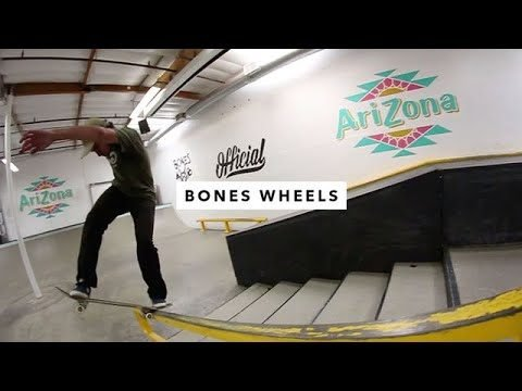Afternoon in the Park: Bones Wheels | TransWorld SKATEboarding - TransWorld SKATEboarding