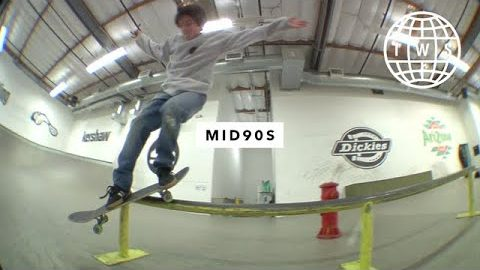 Afternoon In The Park: mid90s | TransWorld SKATEboarding