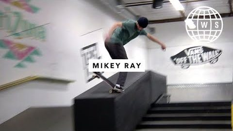 Afternoon in the Park: Mikey Ray | TransWorld SKATEboarding