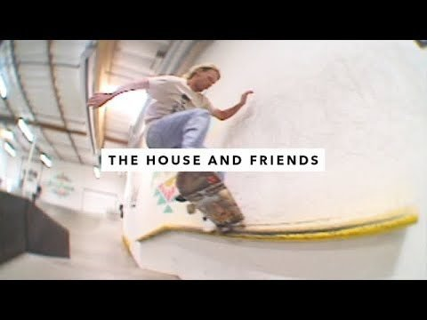 Afternoon in the Park: The House of Vista and Friends - TransWorld SKATEboarding