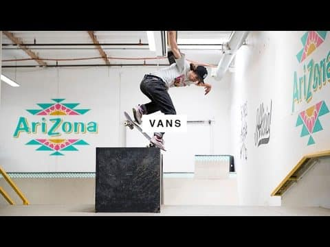 Afternoon in the Park: Vans | TransWorld SKATEboarding - TransWorld SKATEboarding