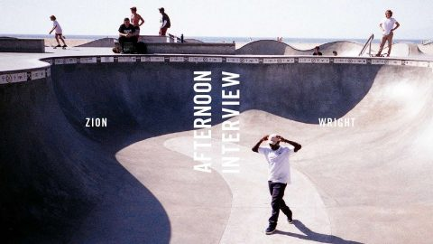 Afternoon Interview: Zion Wright - What Youth