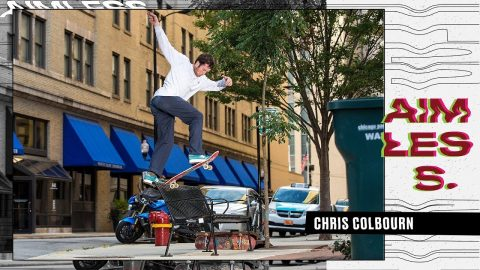 Aimless in Chicago with Chris Colbourn – Aimless Episode 1 | Dew Tour