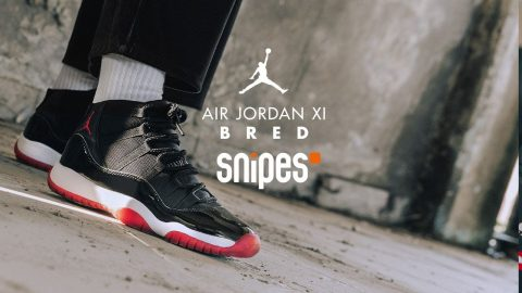 Air Jordan XI Retro Bred at SNIPES | SNIPES