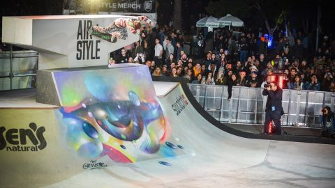 Air + Style 2018 | A Different Perspective - The Berrics