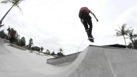 Al Brunelle breaks in The Crook - voxfootwearinc