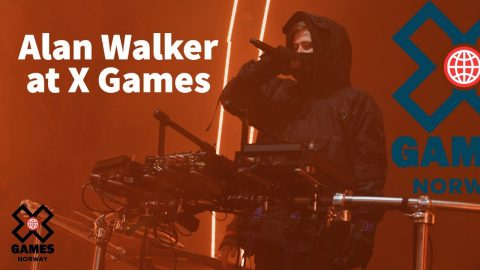 ALAN WALKER AT X GAMES | X Games Norway 2020 | X Games