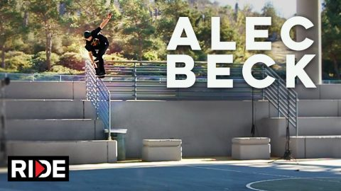 Alec Beck - Birdhouse Part and Guest Model | RIDE Channel