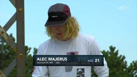Alec Majerus Charges Hard for 2nd Place: 81.17 | Hart Lines 2017 - Red Bull