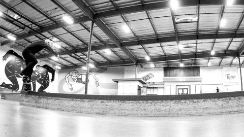 Alec Majerus - He Could Go All The Way - The Berrics