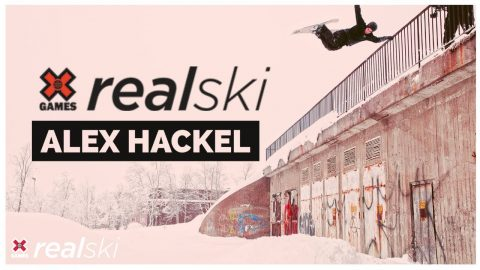 Alex Hackel: REAL SKI 2020 | World of X Games | X Games