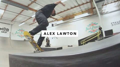 Alex Lawton | TransWorld SKATEboarding - TransWorld SKATEboarding