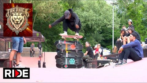 Alex Midler, Chase Webb - Far N' High 2018 Qualifiers and Best Trick - RIDE Channel