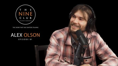 Alex Olson | The Nine Club With Chris Roberts - Episode 81 - The Nine Club