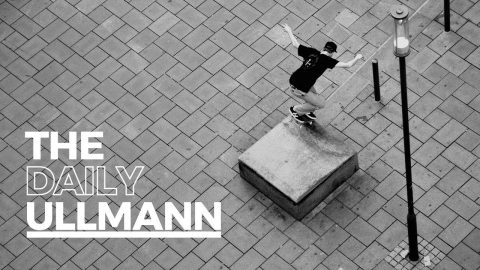 Alex Ullmann - The Daily Ullmann Part | Pocket Skateboard Magazine