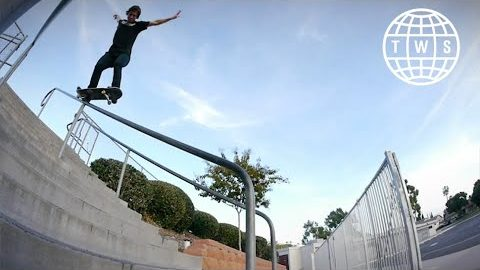 Alex Willms, Local Skateshop Part | TransWorld SKATEboarding