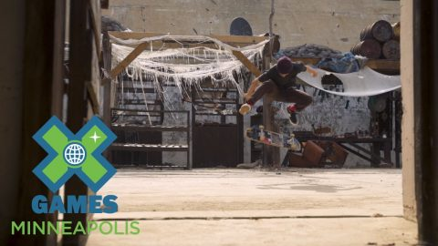 Alexis Sablone: America's Navy Athlete Profile | X Games Minneapolis 2017 - X Games