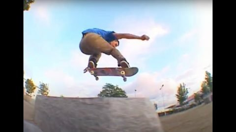 Ali Watson - STRAY Part | Vague Skate Mag