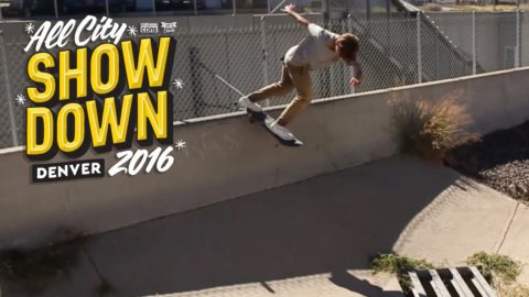 All City Showdown 2016: 303 Boards - ThrasherMagazine