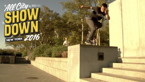 All City Showdown 2016: Labor - ThrasherMagazine