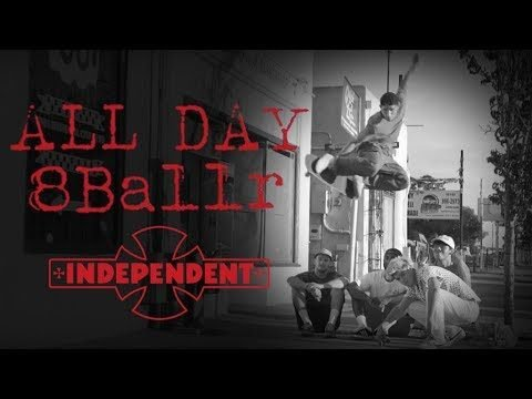 ALL DAY with Erick Winkowski: Full Part Filmed in One Day | Independent Trucks - Independent Trucks