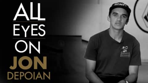 All Eyes On Jon Depoian - The Berrics