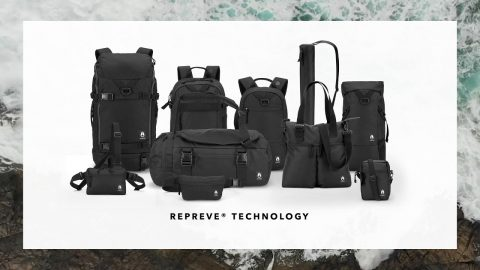 All New Bags Made From Recycled Ocean Plastics | H2O Yeah! | Nixon | Nixon
