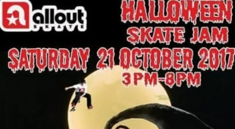 AllOut Skate Halloween Contest - True Skateboard Mag