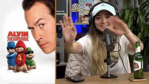 Allysha Le Skated In The Alvin And The Chipmunks Movie | The Nine Club Highlights