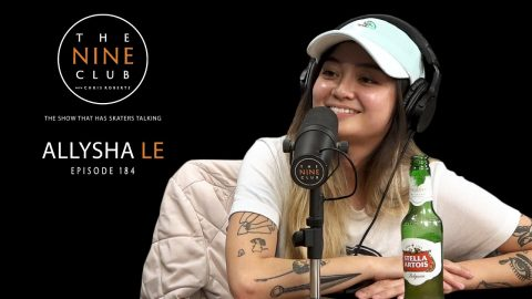 Allysha Le | The Nine Club With Chris Roberts - Episode 184 | The Nine Club