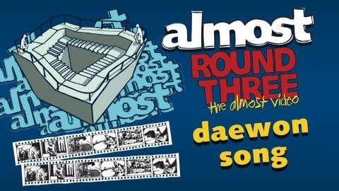 Almost Round 3 | Daewon Song - Almost Skateboards