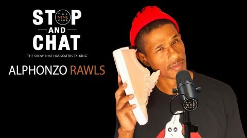 Alphonzo Rawls - Stop And Chat | The Nine Club With Chris Roberts | The Nine Club
