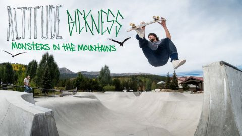 """Altitude Sickness: Monsters in the Mountains"" Video 