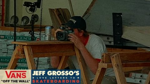 Always Remember P-Stone Part 1 | Jeff Grosso's Loveletters to Skateboarding | VANS - Vans