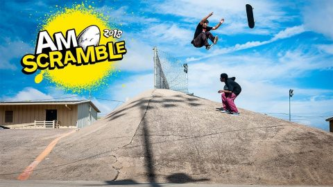 """Am Scramble 2018"" Video 