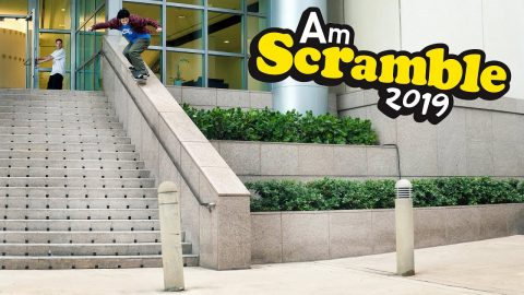 """Am Scramble 2019"" Video 