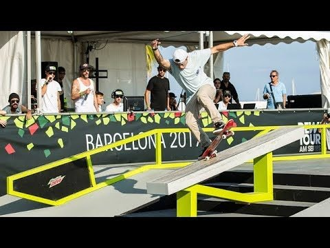 Am Series Barcelona 2017 Semi-finals and Finals Recap Video - Dew Tour